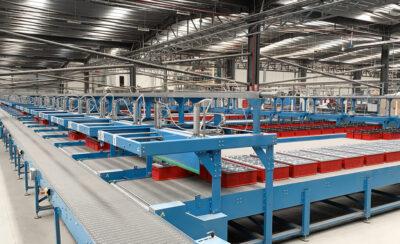 Equipment for lead-acid batteries industry
