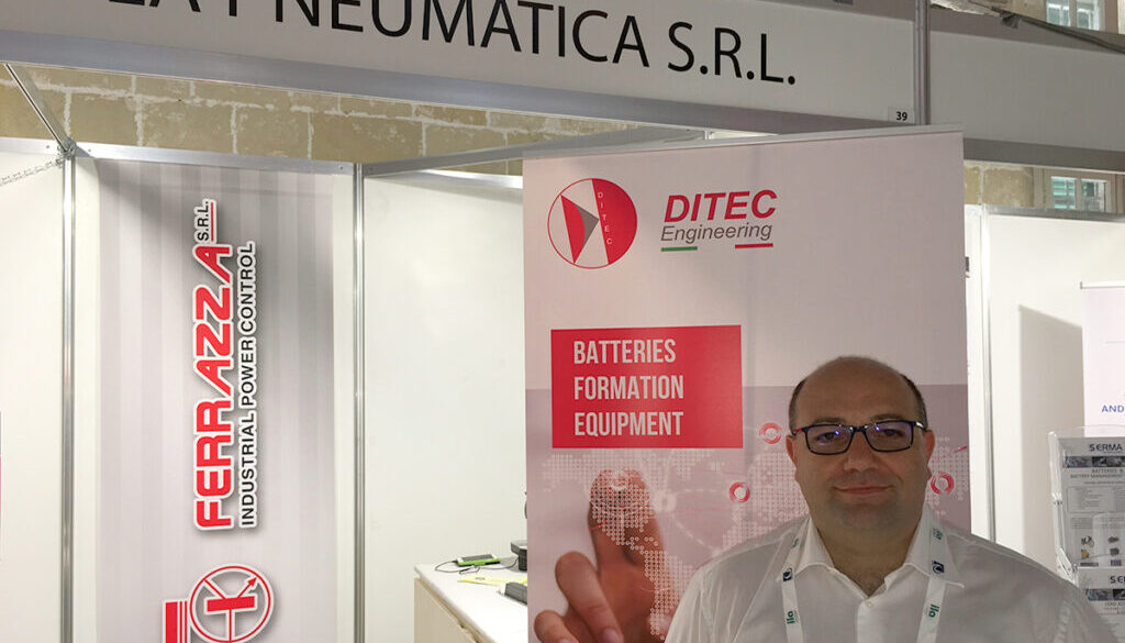15ELBC Malta 2016_ditec_engineering_lead_battery_industry