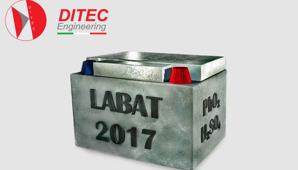 10th Labat Bulgaria 2017_ditec_engineering_lead_battery_industry