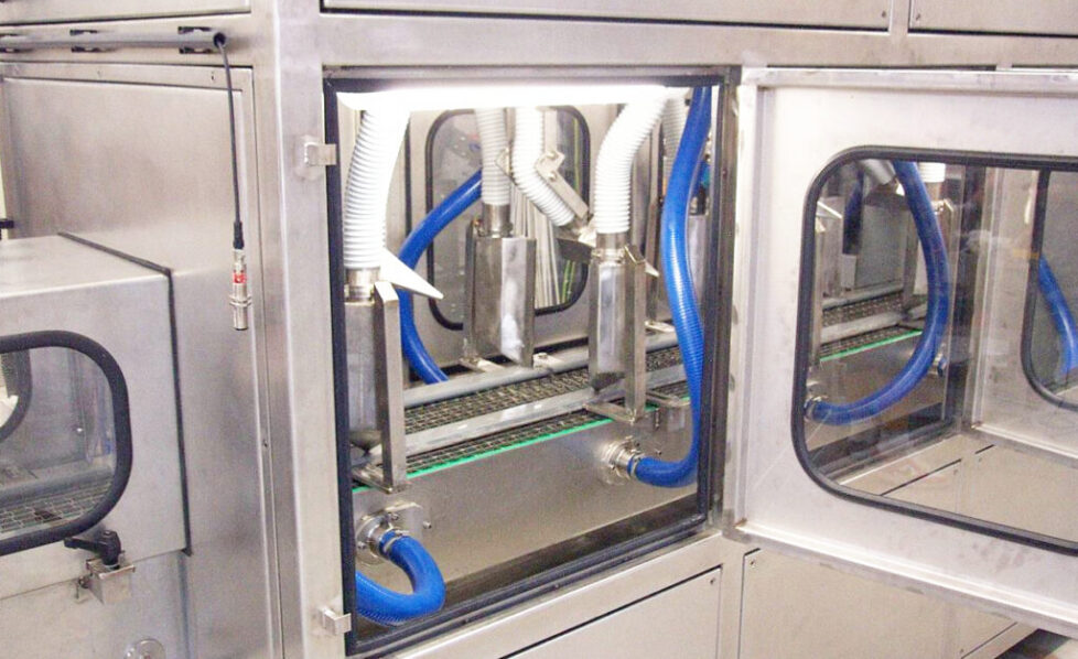The Washing Drying Tunnel machine solves the problems related to battery washing: acid, dirt, residues will no longer be a problem.